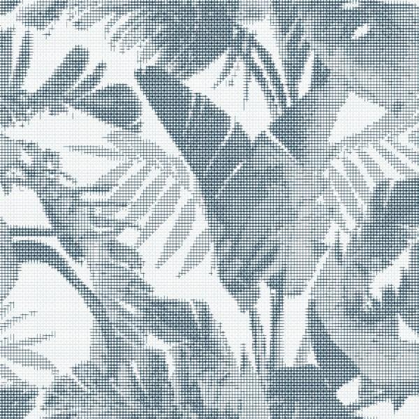 Serviette Magnus in Blaugrau aus Linclass® Airlaid 40 x 40 cm, 50 Stück