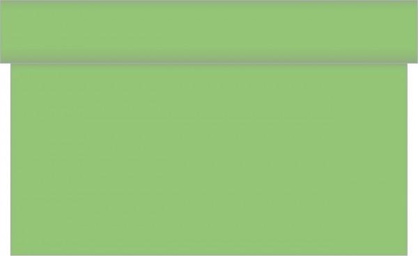 Tischläufer Apfelgrün aus Linclass® Airlaid 40 cm x 4,80 m, 1 Stück
