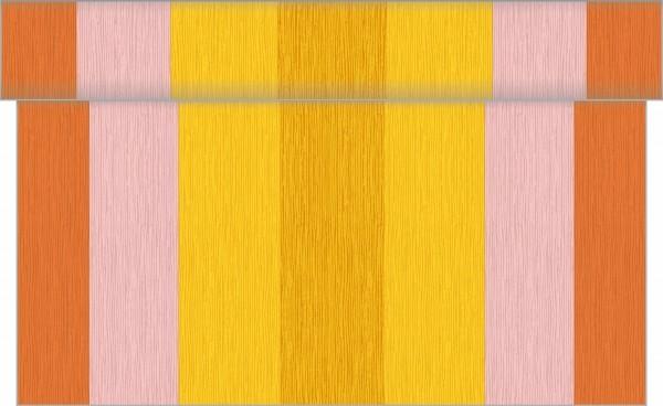 Tischläufer Pamela aus Linclass® Airlaid 40 cm x 4,80 m, 1 Stück