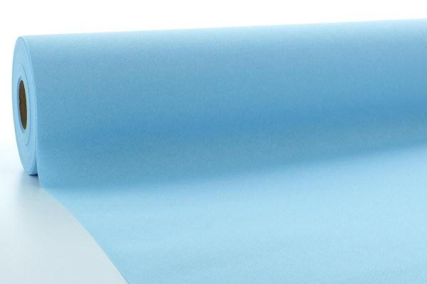 Airlaid Tischdeckenrolle Hellblau, 80 cm x 40 m , 1 Stück