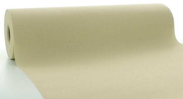 Tischläufer Oliv aus Linclass® Airlaid 40 cm x 4,80 m, 1 Stück