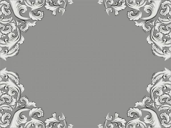 Tischset Cascade in grau aus Linclass® Airlaid 40 x 30 cm, 100 Stück