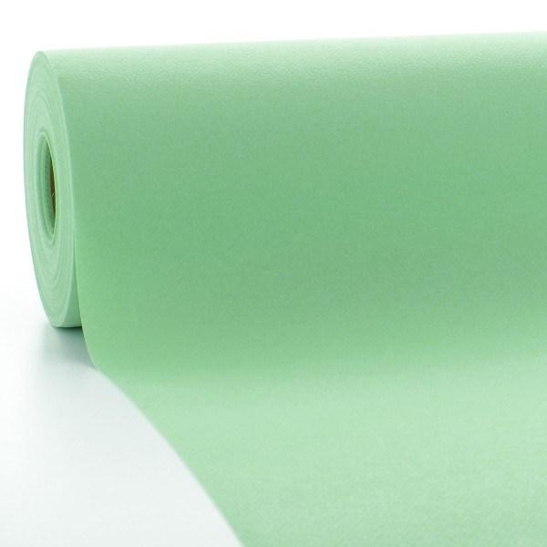 Tischdeckenrolle Pistazie aus Linclass® Airlaid 120 cm x 25 m, 1 Stück