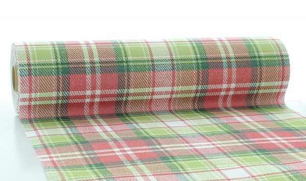 Tischläufer Lindi aus Linclass® Airlaid 40 cm x 24 m, 1 Stück