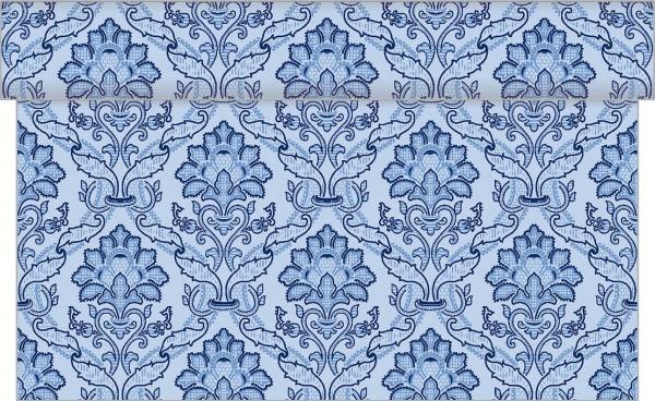 Tischläufer Cleve in blau aus Linclass® Airlaid 40 cm x 24 m, 1 Stück