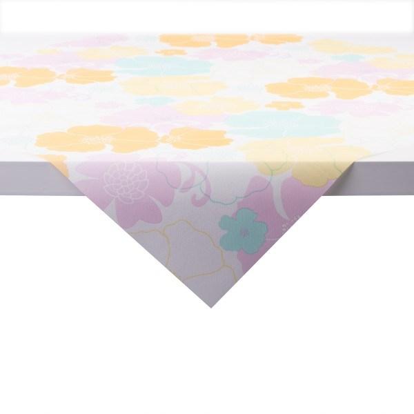 Tischdecke Nora in rosa-orange aus Linclass® Airlaid 80 x 80 cm, 20 Stück