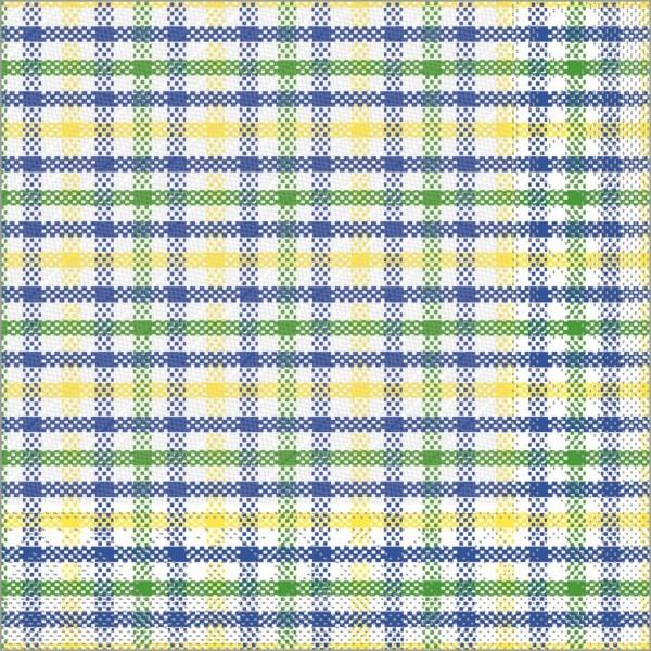 Serviette Emil in blau aus Tissue Deluxe®, 4-lagig, 40 x 40 cm, 50 Stück