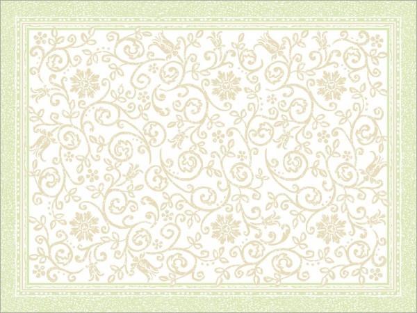 Tischset Lara in grün aus Linclass® Airlaid 40 x 30 cm, 100 Stück