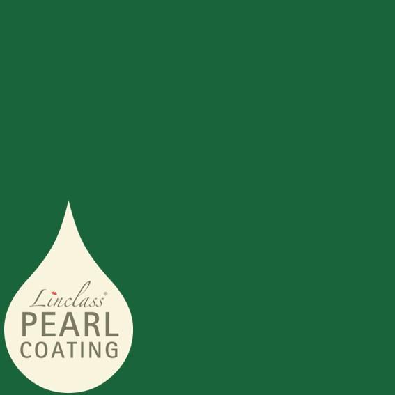 Tischdecke Dunkelgrün mit Pearl Coating (wasserabweisend) 80 x 80 cm, 15 Stück