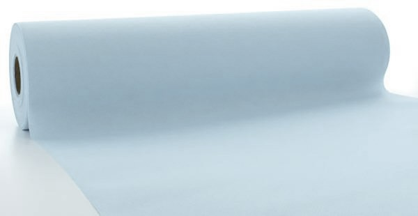 Tischläufer Perlgrau aus Linclass® Airlaid 40 cm x 4,80 m, 1 Stück