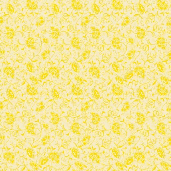 Tischdecke Liv in creme-gelb aus Linclass® Airlaid 80 x 80 cm, 20 Stück
