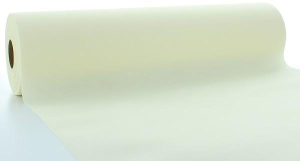 Tischläufer Champagner aus Linclass® Airlaid 40 cm x 24 m, 1 Stück