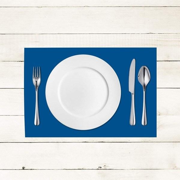 Tischset Royalblau aus Linclass® Airlaid 40 x 30 cm, 100 Stück