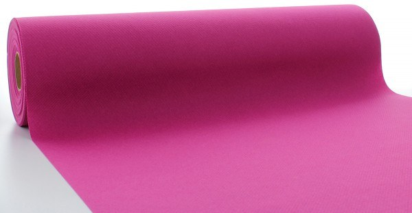 Tischläufer Violett aus Linclass® Airlaid 40 cm x 24 m, 1 Stück