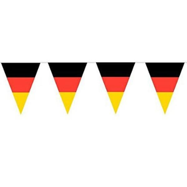 Wimpelkette Deutschland, 10 m, 1 Stück