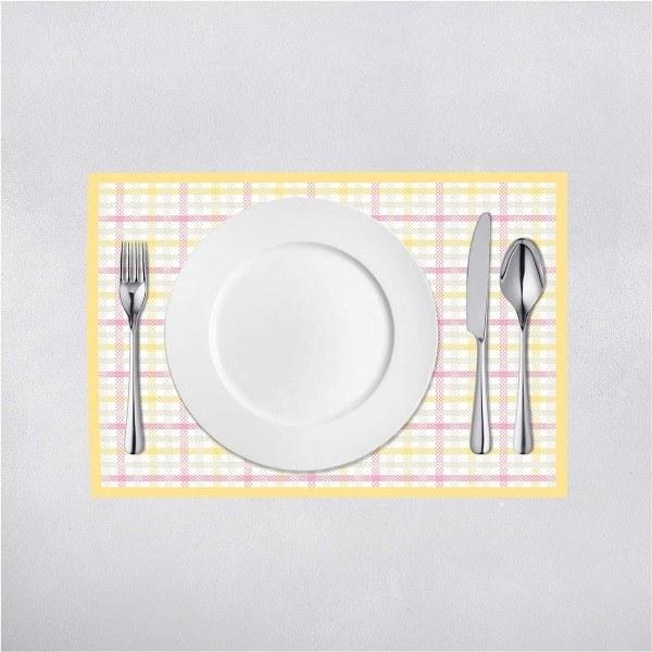 Tischset Emil in Rosa aus Linclass® Airlaid 40 x 30 cm, 100 Stück